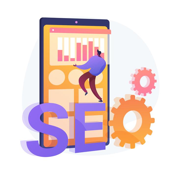 optimerar din hemsida för högre ranking
